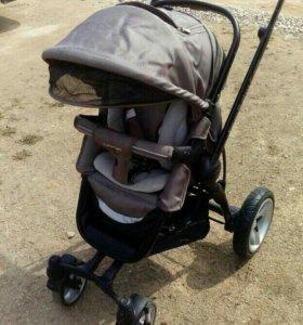 Коляска детская Baby Care 3 в 1