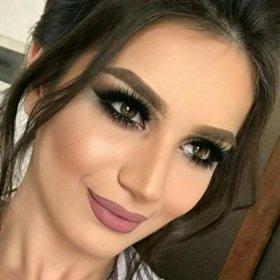 Прическа + макияж