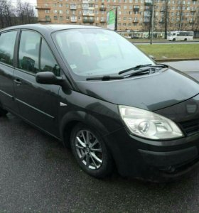 Renault Scenic 2, 2007г.