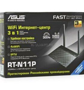 роутер wifi ASUS RT-N11P