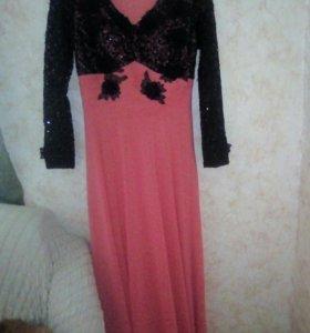 Вечерний платье