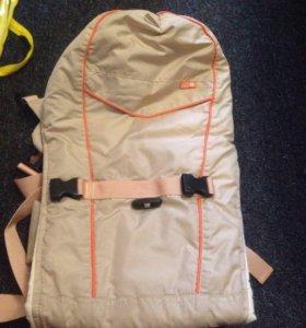 Анатомический рюкзак -кенгуру