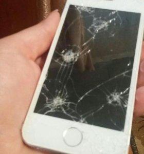 Айфон 5 s на запчасти