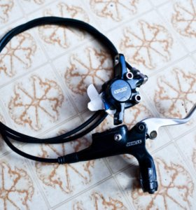 Тормоз дисковый гидравлический задний