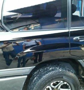 Кузовной ремонт . Покраска авто .