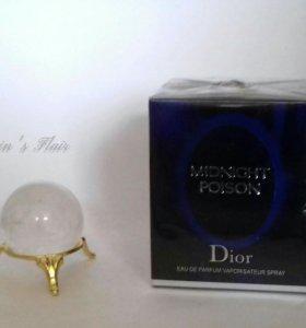 Женский парфюм DIOR Midnight Poison👧