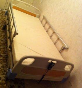 Медицинская многофункциональная кровать с эл.управ
