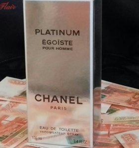 CHANEL Platinum Egoiste Pour Homme 👦
