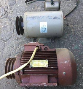 Электродвигатели б/у
