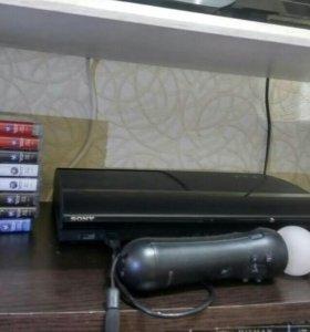 Sony playstaton 3 super slim 500gb