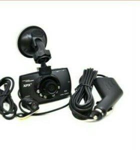 Видеорегиcтратор XPX P7 (с двумя камерами)