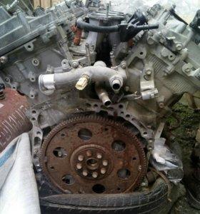 Двигатель toyota camry 3.5