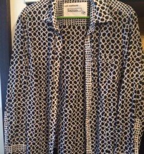 Блузка рубашка Bianca