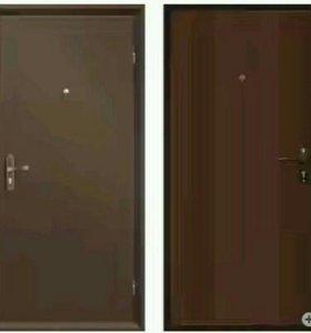 Входная дверь гост 5