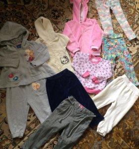 Детская одежда пакетом 98 рост