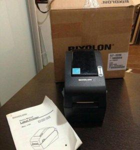 Принтер этикеток/штрих кодов