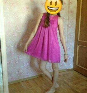 Платье 140 рост