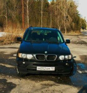 BMW X5 (E53) 2001г.