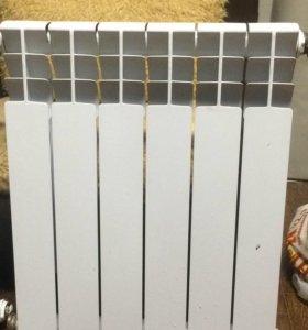 Продам радиаторы, 6 секций