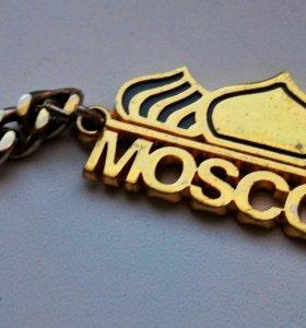 Брелок Moscow