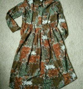 Платье, костюм, джемпер и брюки
