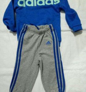Новый костюм Adidas, 86