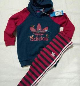Новый костюм Adidas, 98