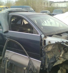 Запчасти Audi A6