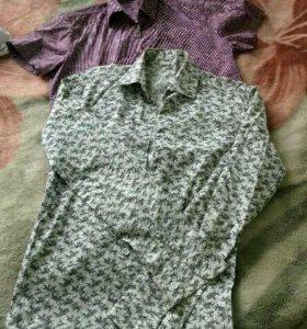 Рубашки 44-46 р.