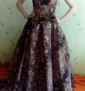 Красивое и недорогое платье на выпускной