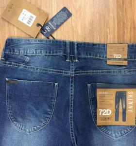 Новые женские джинсы р. 46-48