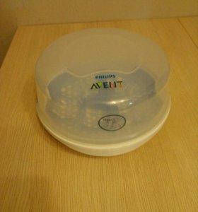 Стерилизатор для микровооновой печи Avent