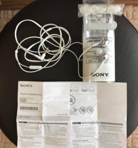 Новые Sony Stereo HeadPhones MDR - EX 250 AP