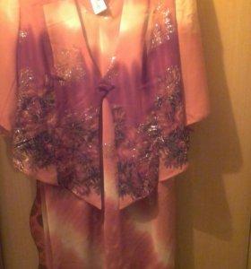 Платье с пиджачком новое