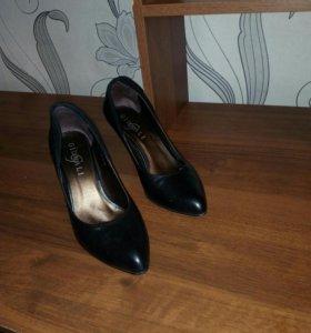 Туфли( натуральная кожа)