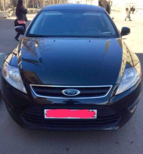 Ford Mondeo 2014 года