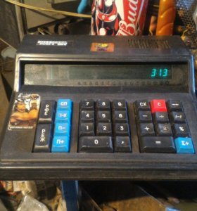 Винтажный калькулятор Электроника мк 69