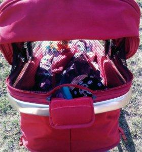 Коляска-трансформер Mothercare Orb цвет - вишневый