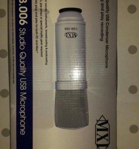 Микрофон MXL USB.006