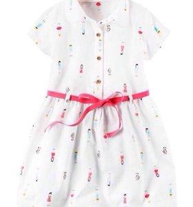 Новое платье Carters / Картерс 3 года