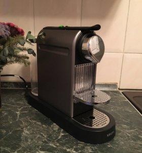 Кофемашина капсульная Nespresso Krups citiz