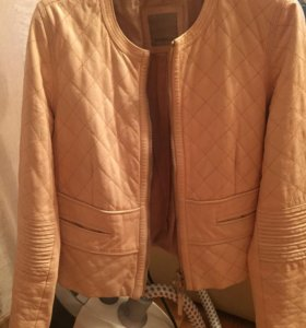 Pinko кожаная куртка