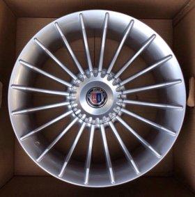 Новые диски BMW Alpina R19,R20