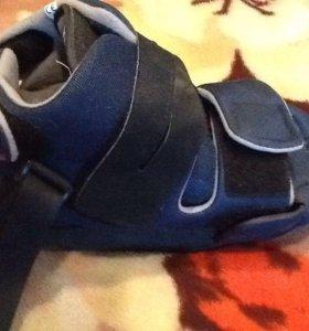 Обувь разгрузочная послеоперациооная