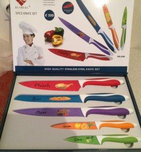❗️Новый набор ножей RENBERG 5 предметов .❗️