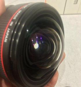 Canon ts-e 17 f4 L