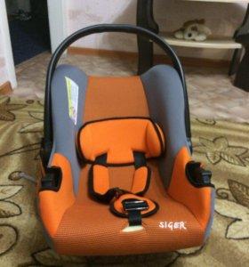 Детская авто-люлька