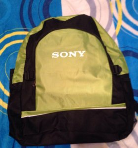 Рюкзак Sony.Новый.