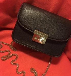сумка маленькая чёрная