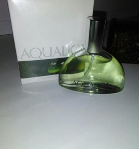 Туалетная вода Aqualica